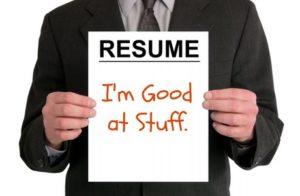 Experienced Resume Writer